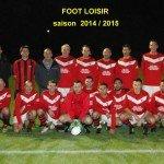 <b>Foot Loisir 2014.2015</b> <br />