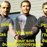 <b>Yannick.Pti Dam.Vince</b> <br />